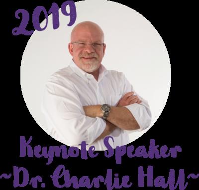 Keynote Speaker - Dr. Charlie Hall