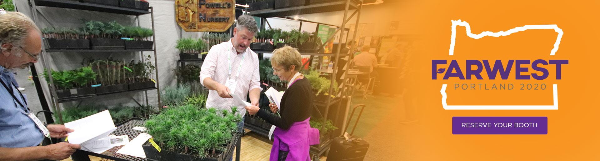Farwest Show | Portland, Oregon – The Biggest Green Industry