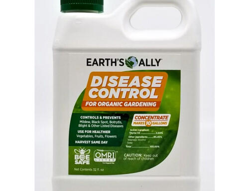 Earth's Ally® Disease Control Quart Concentrate